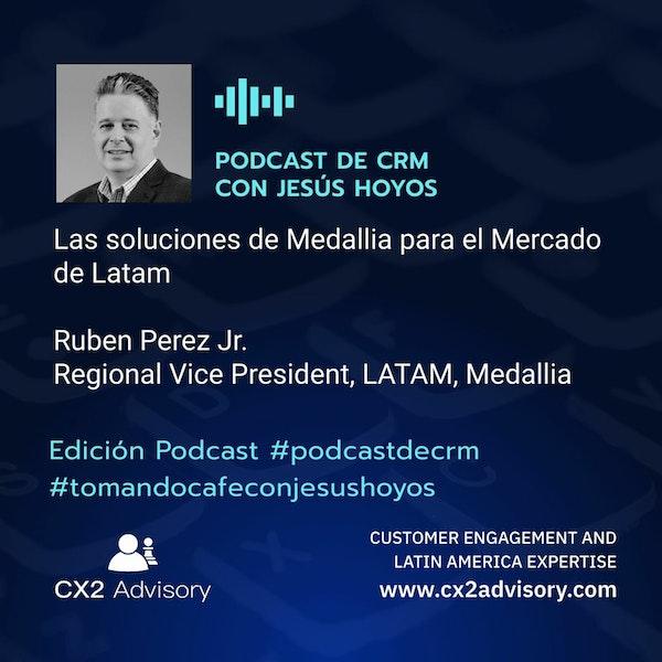 Edición Podcast - Tomando Café Con Jesús Hoyos - Vamos A Conocer A Medallia Image