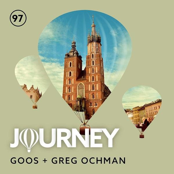 Journey - Episode 97 - Guestmix by Greg Ochman Image