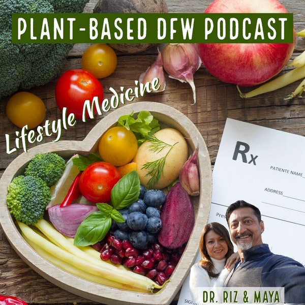 Podcast Trailer: Welcome to Plant Based DFW Image