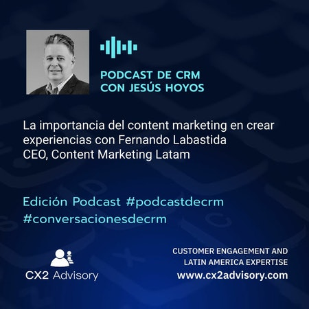 Conversaciones De CRM: La importancia del content marketing en crear experiencias Image