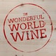 The Wonderful World of Wine (WWW) Album Art