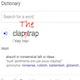 The Clapp Trap Podcast Album Art