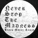 Never Stop The Madness - Black Metal Radio Album Art