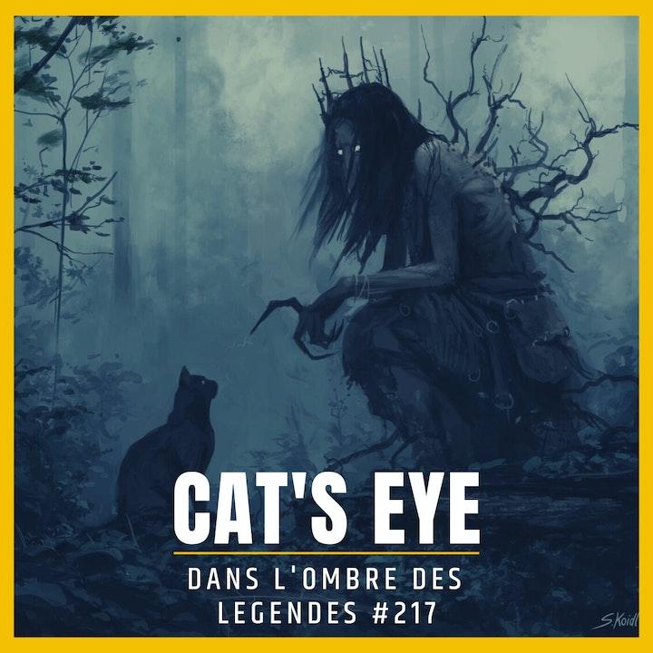 Dans l'ombre des légendes-217 Cat's eye...