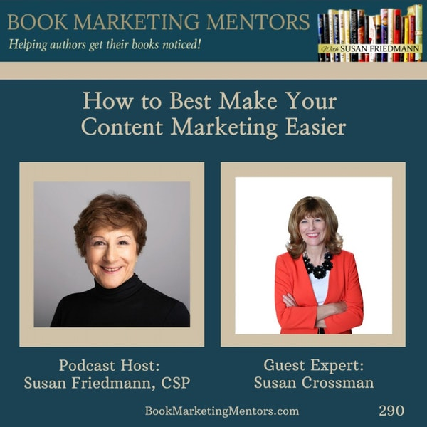How to Best Make Your Content Marketing Easier - BM290 Image
