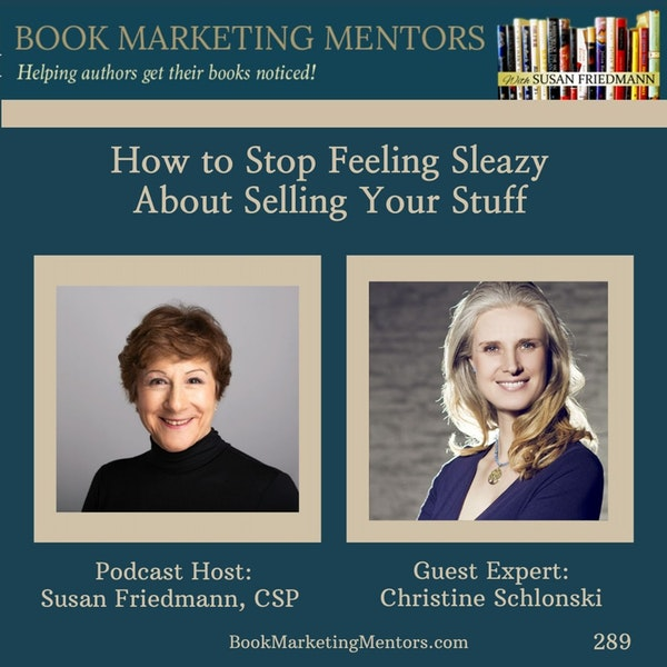 How to Stop Feeling Sleazy About Selling Your Stuff - BM289 Image