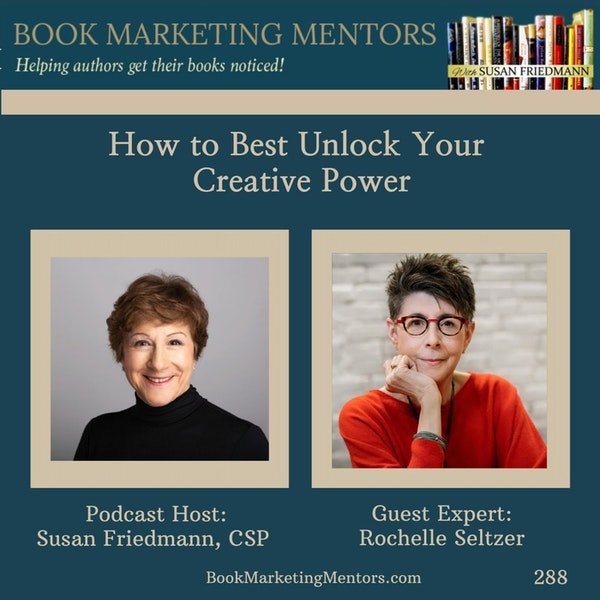How to Best Unlock Your Creative Power - BM 288 Image