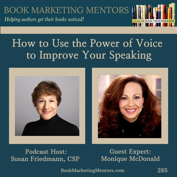 How to Use the Power of Voice to Improve Your Speaking - BM285 Image