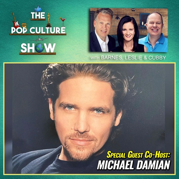 Netflix Top 10 of All Time + Special Guest: Actor, Director, and Singer Michael Damian (Interview) Image