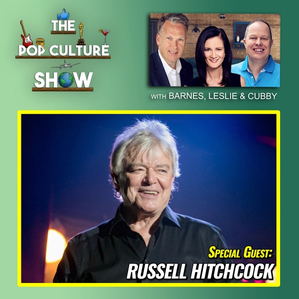 Air Supply Interview (Russell Hitchcock) + First Bachelor Winner Image
