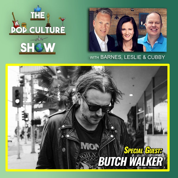 Butch Walker Interview + Billie Eilish + Ellen Trouble + Sopranos Reboot Image