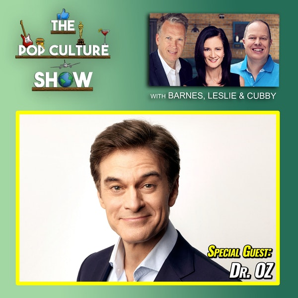 Dr. Oz Exclusive Interview + Celebrity Sleaze + Show Outtakes Image