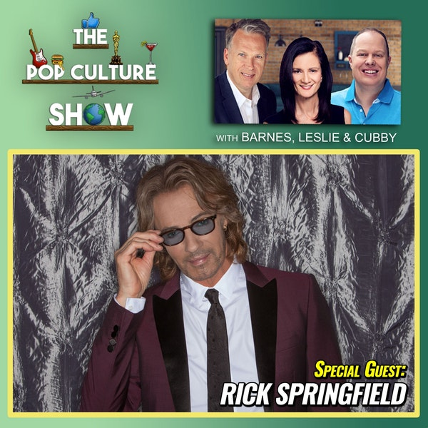 Rick Springfield Interview + Crime Scene + Morgan Wallen Fallout + Tom Brady