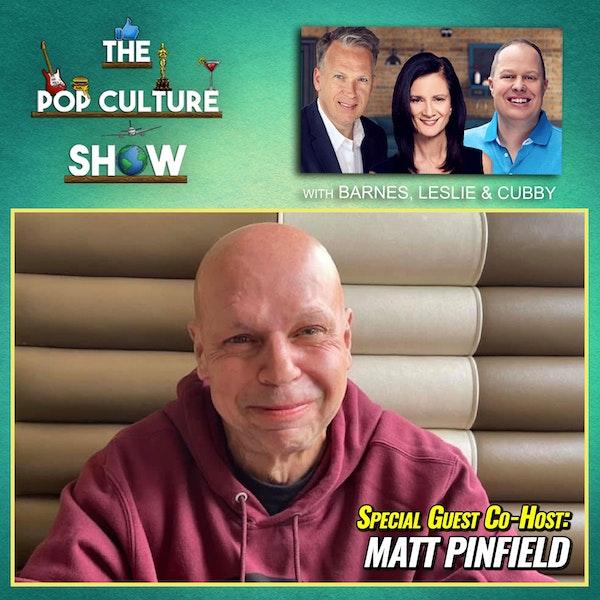 Special Guest: MTV Legend Matt Pinfield (Interview) Image