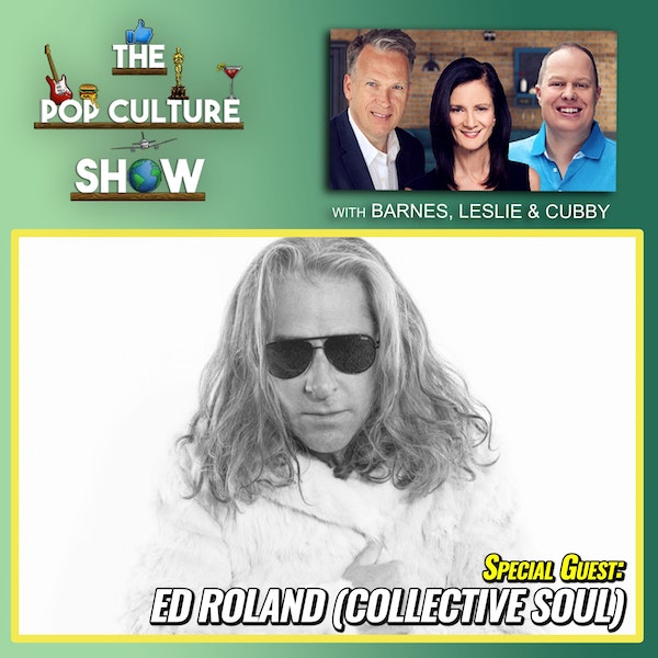 Collective Soul (Ed Roland Interview and Co-hosting) Image