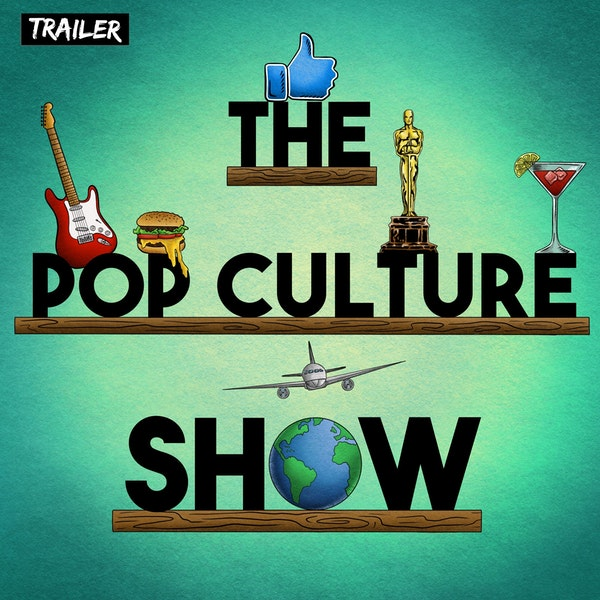 The Pop Culture Show with Barnes, Leslie & Cubby Image