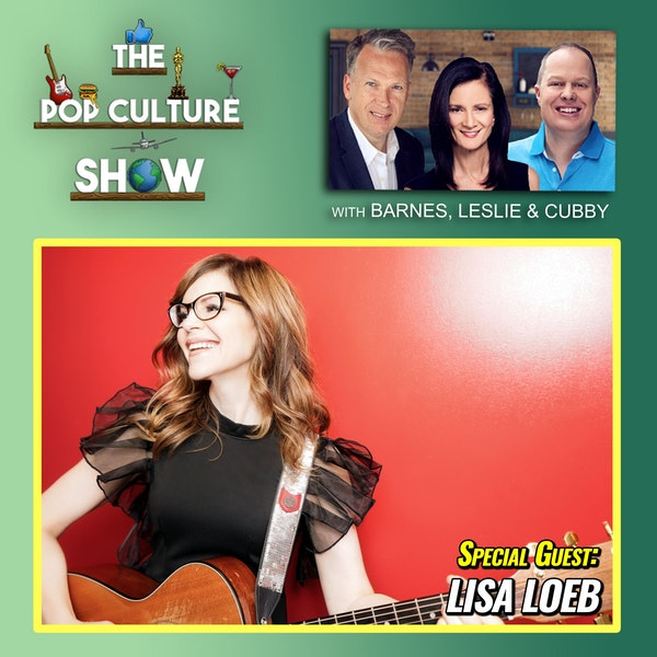 Lisa Loeb Interview + Cubby Hits A Jackpot + Bradley Cooper Sighting Image