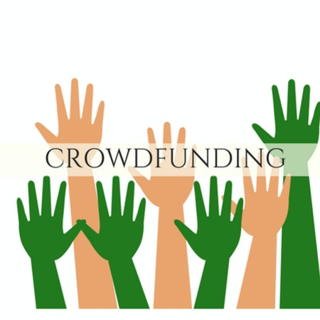 Crowdfunding Your Podcast Image