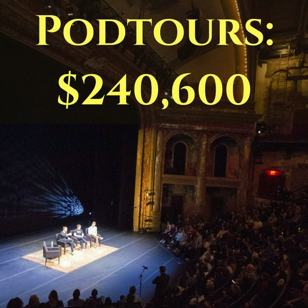 Podtours: $240,600 a Night Image