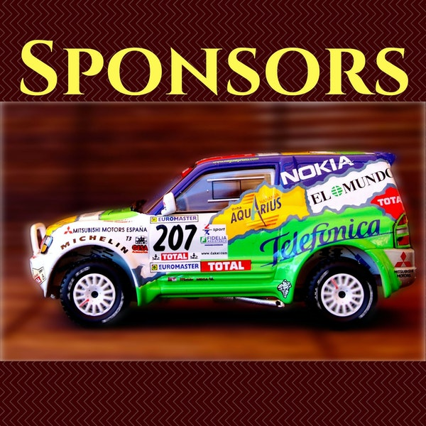 Getting Sponsors For Your Show Image