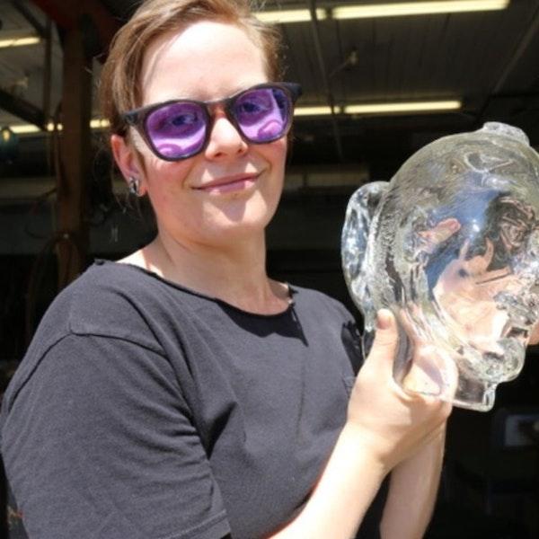 Chelsea Littman - Glass Image