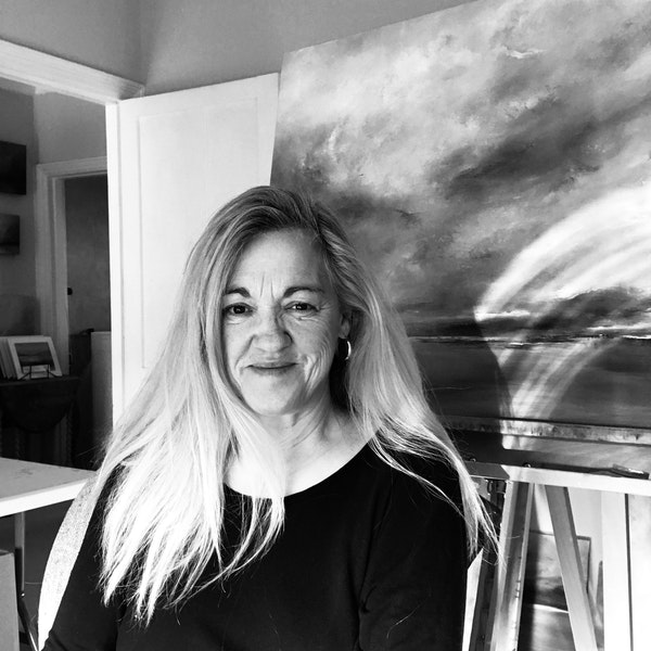 Jo Payne - Big Skies and the Sea