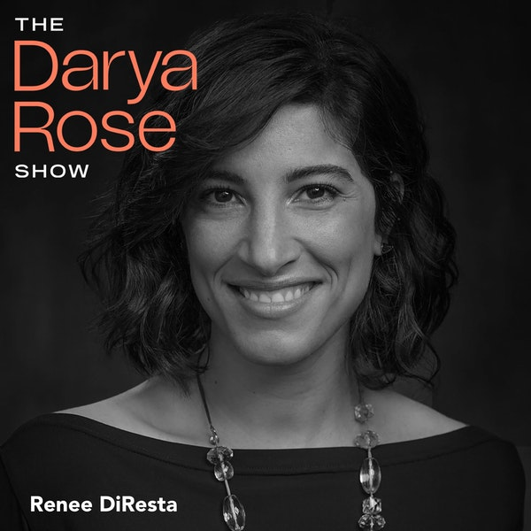 Renee DiResta on how social media obscures the truth–and what to do about it