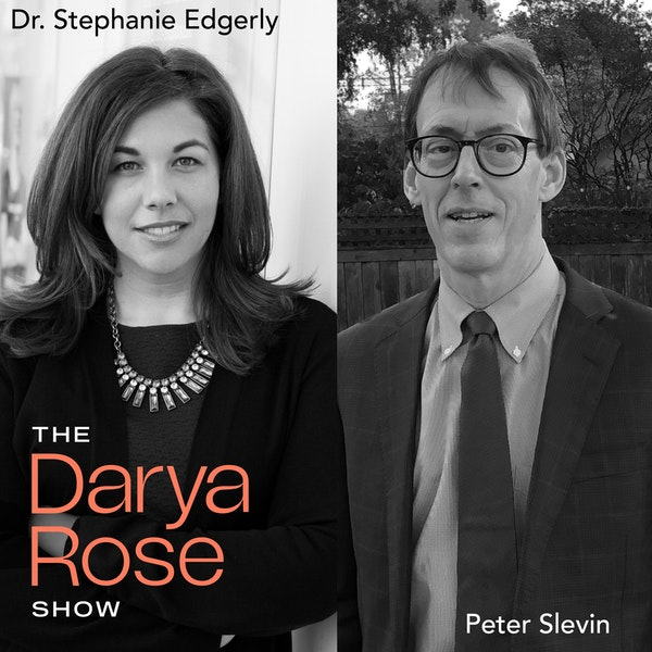 How can we know what is true in the news? With Dr. Stephanie Edgerly and Peter Slevin