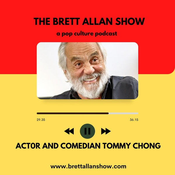 Actor and Comedian Tommy Chong | Cannabis, Spirituality and Life Lessons from Planet Earth Image
