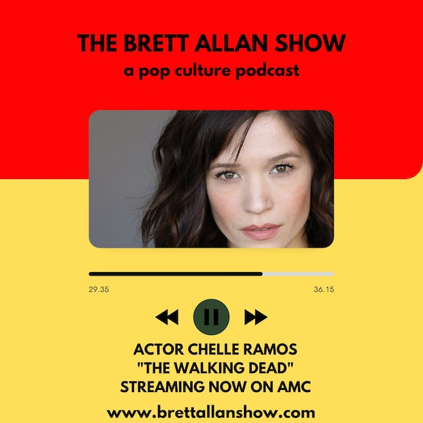 """Actor Chelle Ramos Talks the Walking Dead, Long Slow Exhale and Outer Banks 
