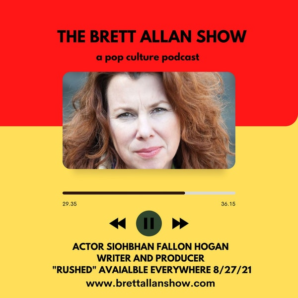 """Actor/Writer and Producer Siobhan Fallon Hogan   Talks """"RUSHED"""" Available AUGUST 27th Image"""