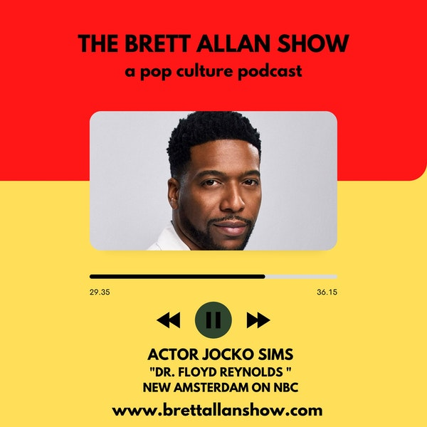 """Actor Jocko Sims 
