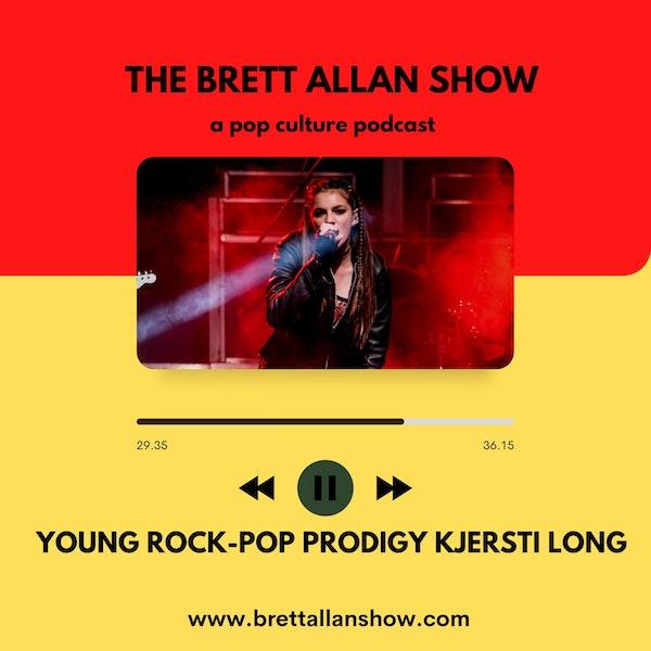 "Young Rock-Pop Prodigy  Kjersti Long   A Fresh Take on ""Eleanor Rigby"" Image"