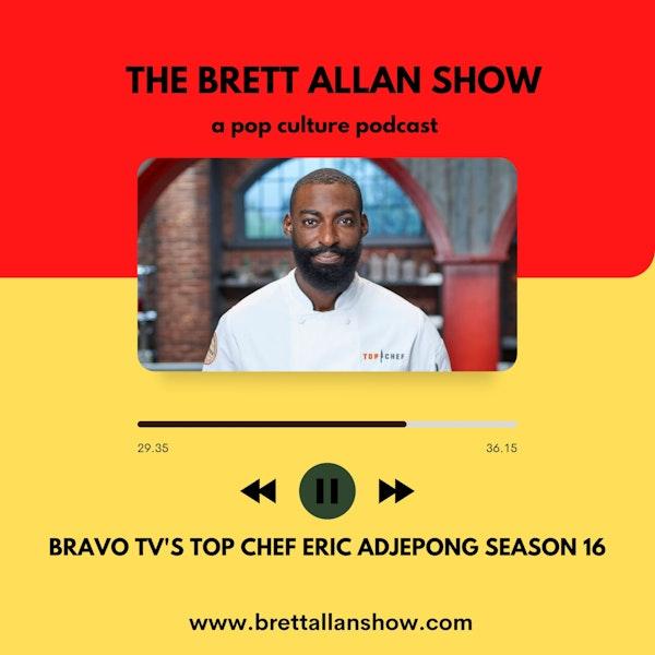Bravo TV's Top Chef Eric Adjepong Season 16 | Gourmet Meals for Everyone! Image