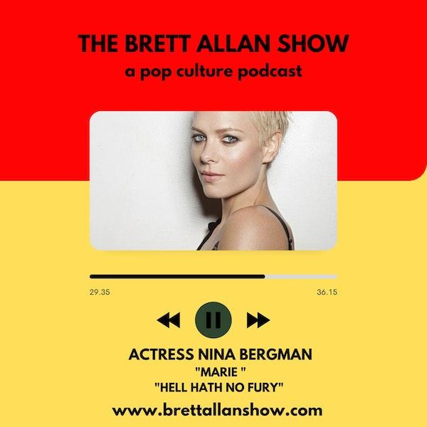 "Actress Nina Bergman | Talks ""Marie"" and  ""Hell Hath No Fury"" Amateur Boxing and More! Image"