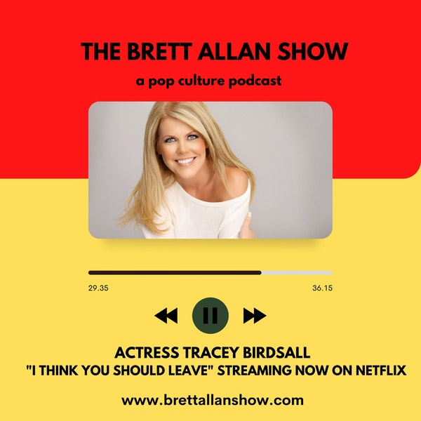 """Actress Tracey Birdsall 