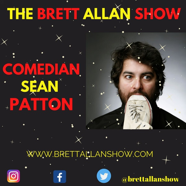 Comedian Sean Patton | New Material, Writing a Joke and Working it Out Image