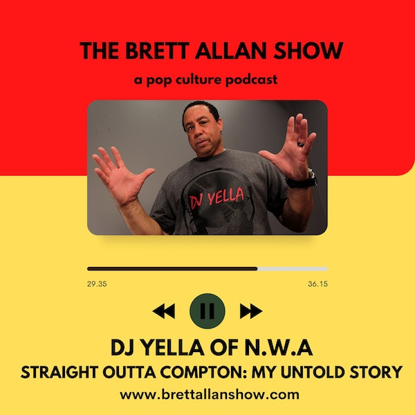 """DJ Yella of N.WA. 