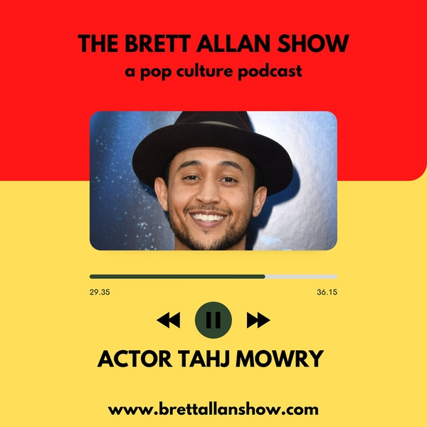 """Actor Tahj Mowry   An Exclusive One on One """"Plant Based Eating"""" """"Smart Guy"""" and More Image"""