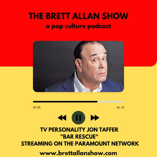 TV Personality Jon Taffer (Bar Rescue) | What Makes A Good Bar and How Can We Support the Service Industry Image