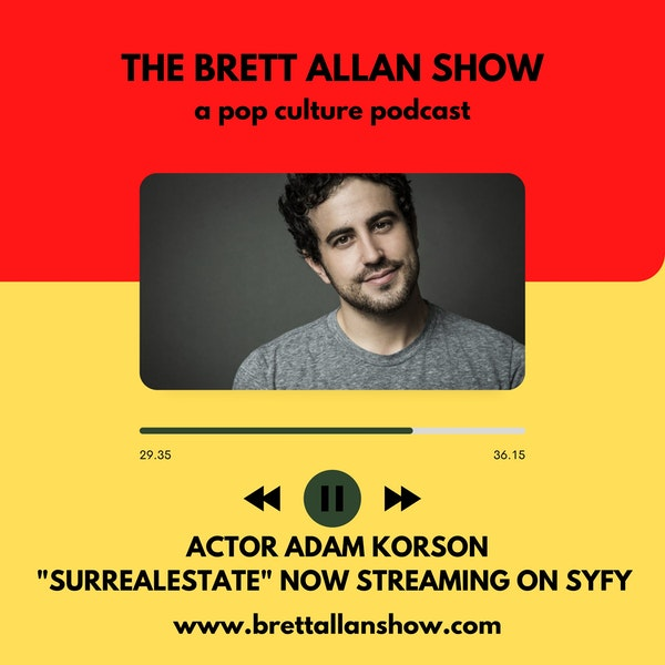 """Actor Adam Korson   Talks """"Father Phil Orley""""  """"SurrealEstate"""" Now Streaming on the SYFY Network Image"""