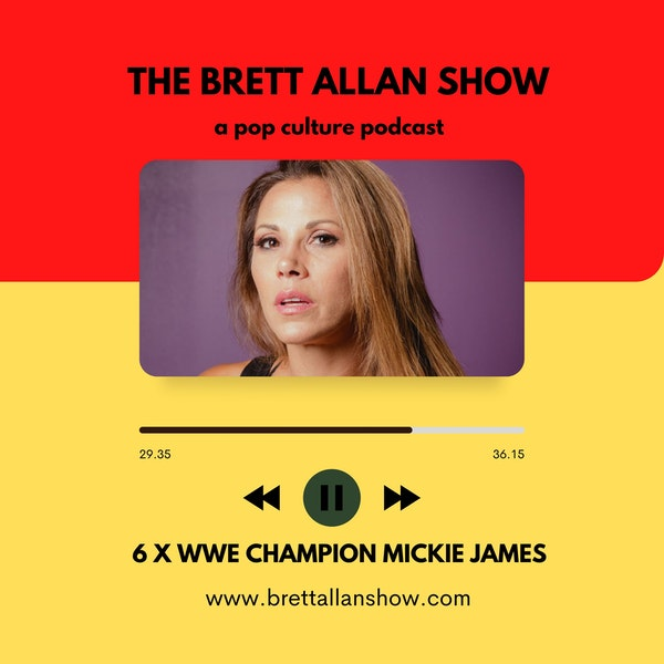 6 X WWE Champion Mickie James | Life on the Road, Music and Being a Mom Image