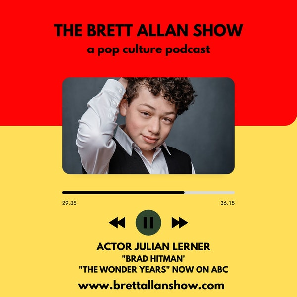"""Actor Julian Lerner Talks """"The Wonder Years"""" and His Character """"Brad Hitman""""