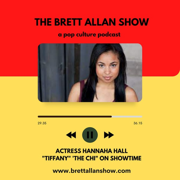 """Actress Hannaha Hall 