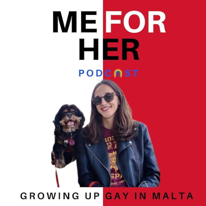Ep 27 - Growing Up Gay in Malta (ft. Martha Gatt)