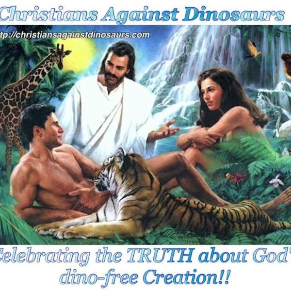 Episode 33: Christians Against Dinosaurs Image