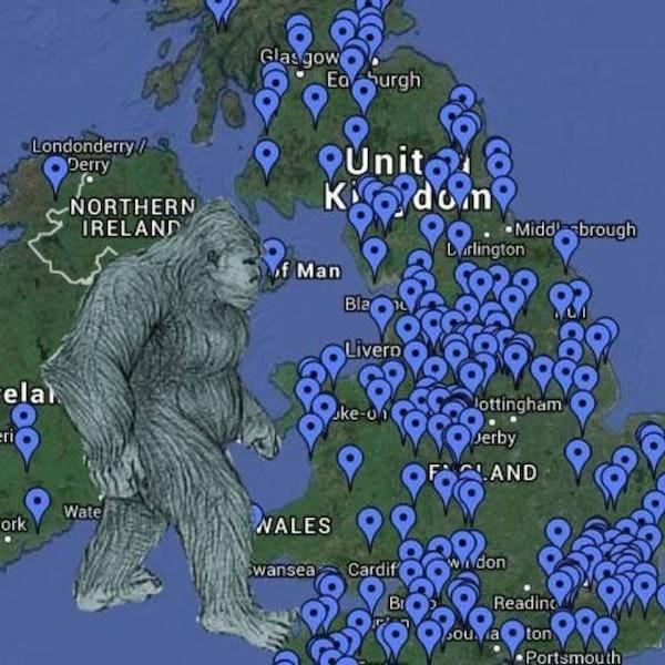 Episode 18: British Bigfoot Image