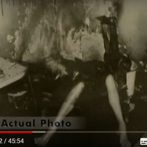 Episode 34: Spontaneous Human Combustion Image