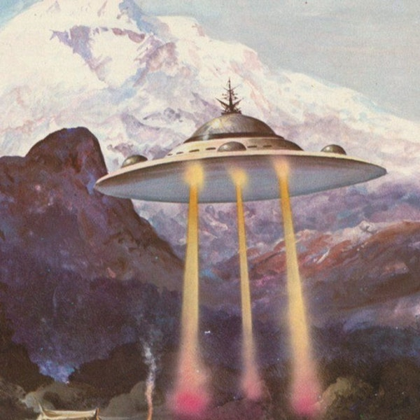 Episode 29: 70's UFO Cover Ups Image