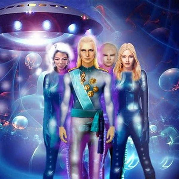 Episode 37: Pleiadians to the Rescue! Image